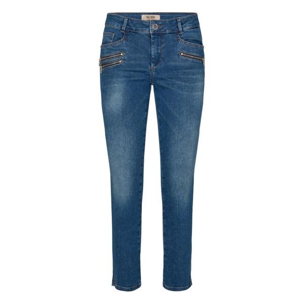 Mos Mosh jeans Berlin Shore zip